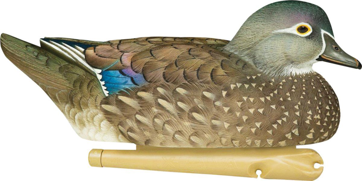 Avian-X Topflight Wood Duck Decoys – Six-Pack