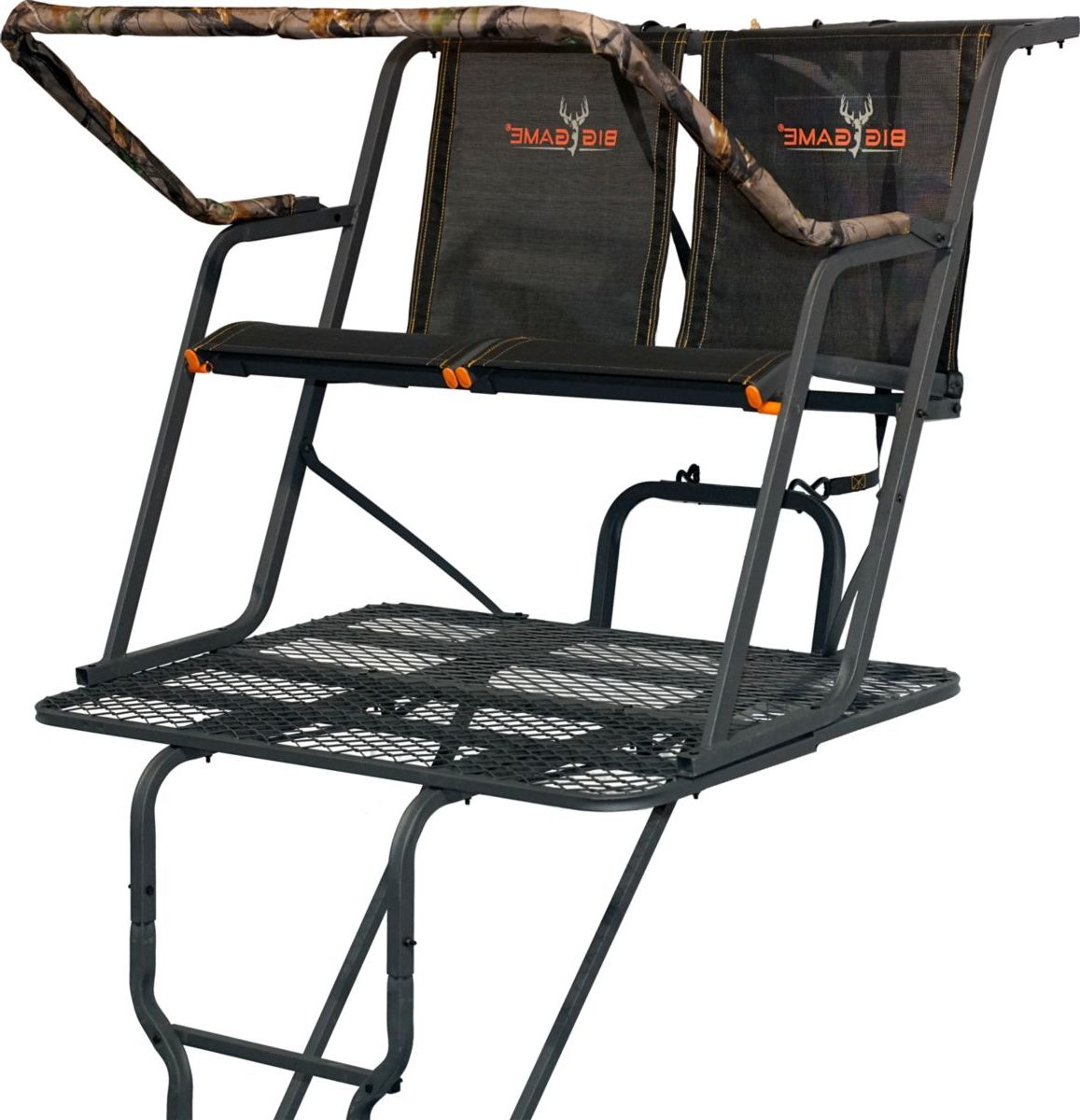 Big Game Treestands The Spector XT Ladder Stand