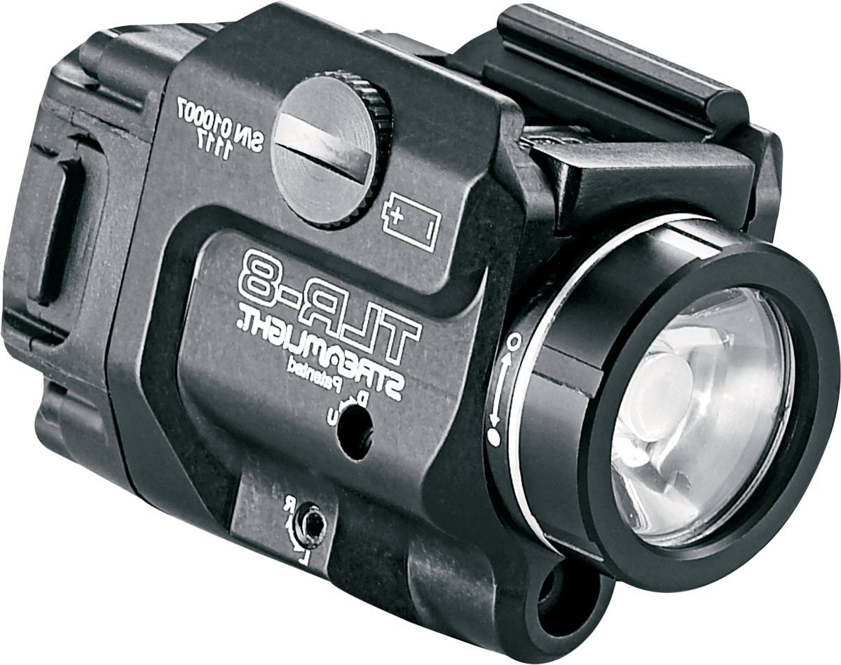 Streamlight® TLR-8® Tactical Light and Laser
