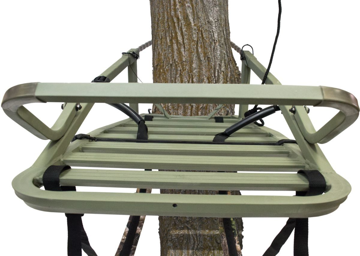 API Outdoors® Alumi-Tech® Bowhunter Climbing Treestand