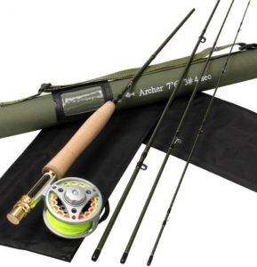 Anglerdream archer fly fishing rod — Outdoormiks