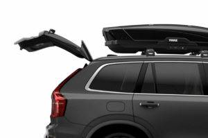Best Overall Rooftop Box Thule Motion XT XL — Outdoormiks