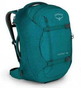 Osprey Porter 46 — The Best Travel Backpacks