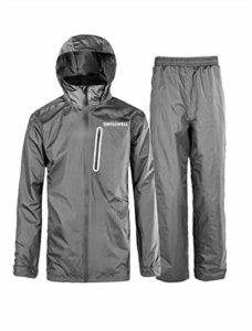 Swisswell rain suit (jacket & trouser suit) — Outdoormiks