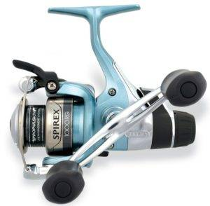 The shimano spirex — Outdoormiks