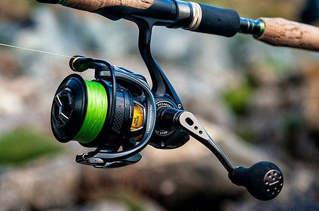 Spinning reels — Outdoormiks