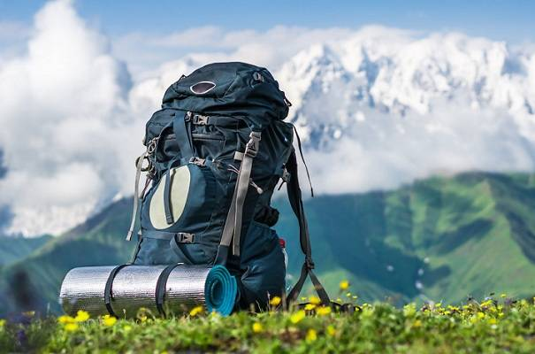 Climbing essentials backpacks — Outdoormiks