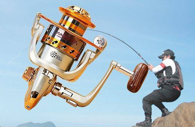 Top 8 best spinning reels — Outdoormiks