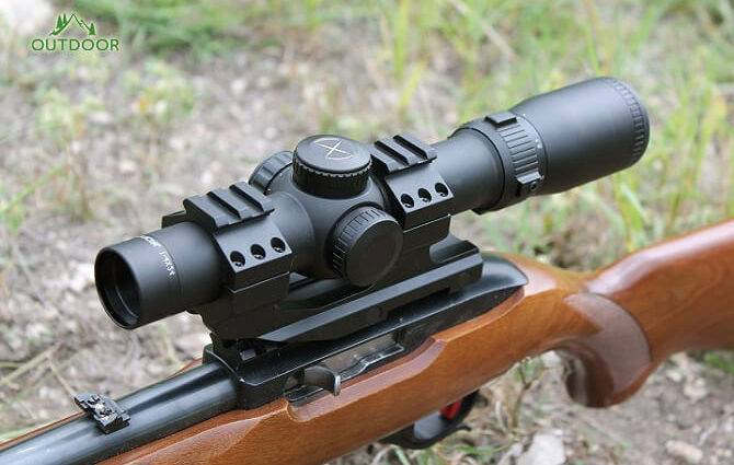 discount rifle scope
