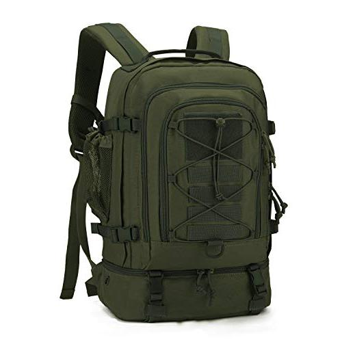 Mardingtop 28L Tactical Backpacks Molle Hiking daypacks for Motorcycle Camping Hiking Military Traveling Camping Backpack