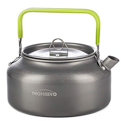 Overmont  Camping tea kettle