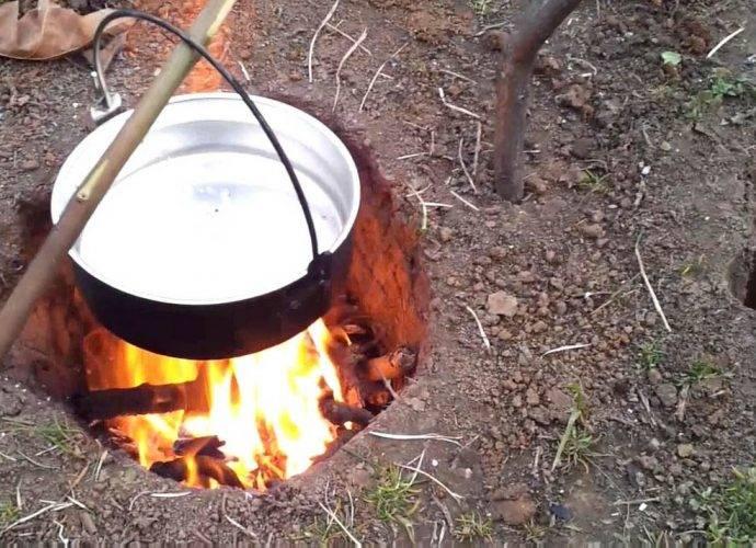 How to Make the Dakota Fire Pit