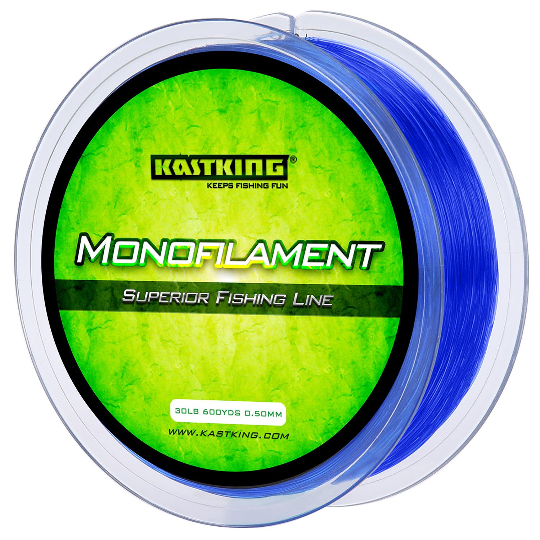 KastKing Blue Premium Monofilament Fishing Line