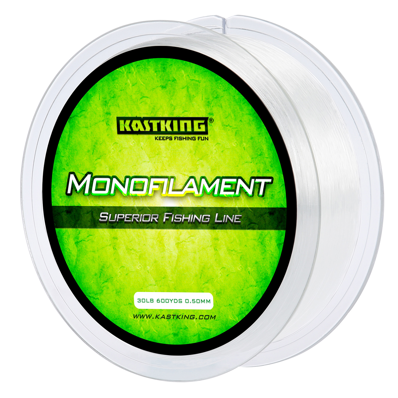 KastKing Clear Premium Monofilament Fishing Line