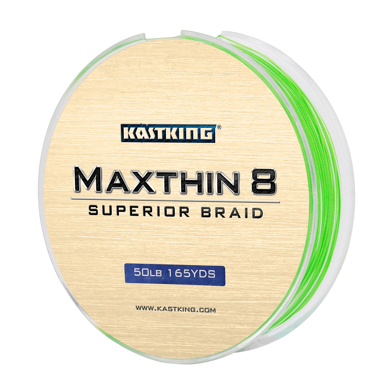 KastKing Maxthin8 Braid Fishing Line