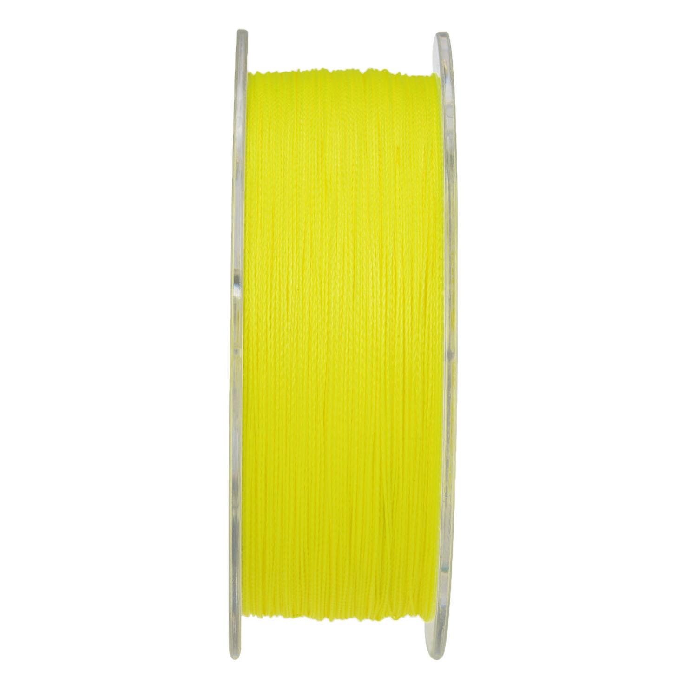 KastKing SuperPower Yellow Braided Fishing Line